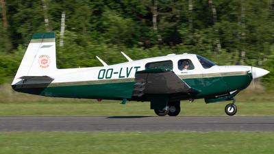 OO-LVT - Mooney M20J - Private