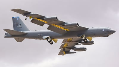 61-0020 - Boeing B-52H Stratofortress - United States - US Air Force (USAF)