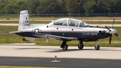 04-3750 - Raytheon T-6A Texan II - United States - US Air Force (USAF)