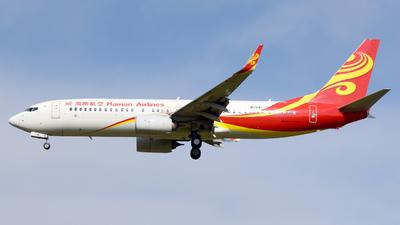 B-1141 - Boeing 737-84P - Hainan Airlines