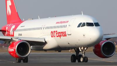 SP-IAA - Airbus A320-214 - OLT Express