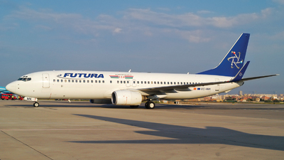 EC-HMK - Boeing 737-86N - Futura International Airways