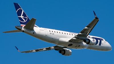 SP-LIA - Embraer 170-200STD - LOT Polish Airlines