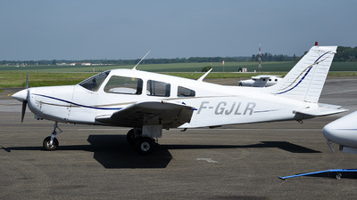 F-GJLR - Piper PA-28-161 Warrior II - Private