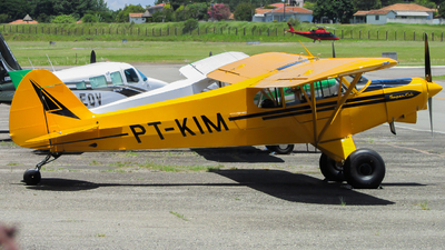 PT-KIM - Piper PA-18-150 Super Cub - Private