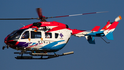 A picture of JA32AR - Airbus Helicopters H145 - [4022] - © Shimizu Brothers