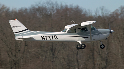 N717G - Cessna 172N Skyhawk - Private