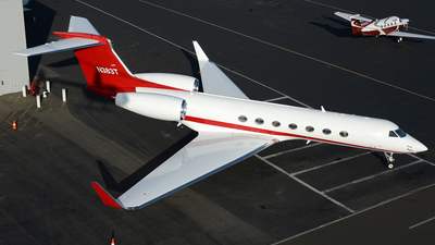 N383T - Gulfstream G-V - Private