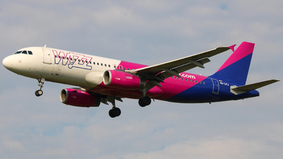 A picture of HALPJ - Airbus A320232 - Wizz Air - © Spotter_trive_