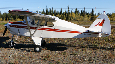 A picture of N3380A - Piper PA22135 - [221637] - © Jeroen Stroes