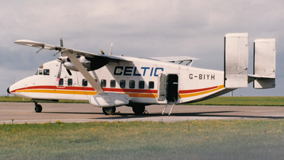 G-BIYH - Short 330-200 - Celtic Airways