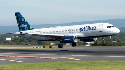 A picture of N644JB - Airbus A320232 - JetBlue Airways - © Fernando Hernandez Bolaños
