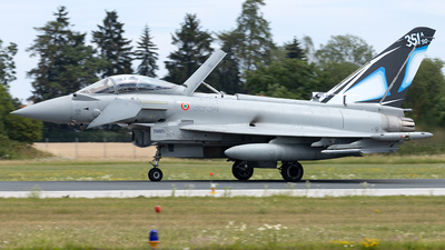 MM7312 - Eurofighter Typhoon EF2000 - Italy - Air Force