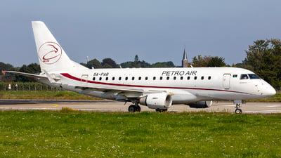 5A-PAB - Embraer 170-100LR - Petro Air