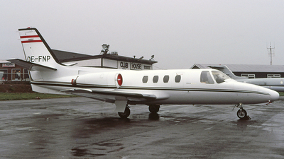 OE-FNP - Cessna 500 Citation - Private