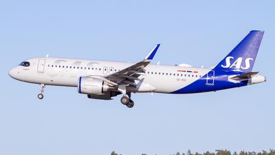 A picture of SEROI - Airbus A320251N - SAS - © Henrik Nilsson