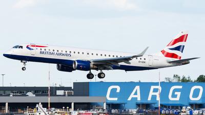 EI-GSX - Embraer 190-200LR - BA CityFlyer
