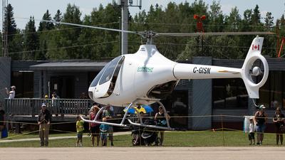 C-GISN - Guimbal Cabri G2 - Synergy Aviation