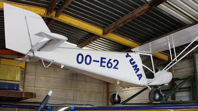 OO-E62 - AliSport Yuma - Private