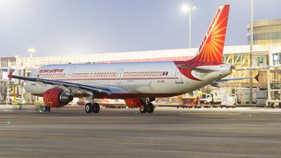 VT-PPI - Airbus A321-211 - Air India