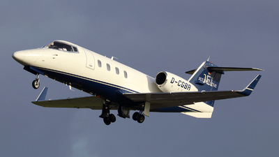 D-CGBR - Bombardier Learjet 55 - Jet Executive International Charter