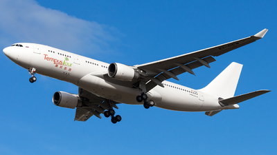 EI-GEW - Airbus A330-203 - I-Fly Airlines