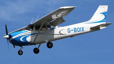 G-BOIX - Cessna 172N Skyhawk II - Private