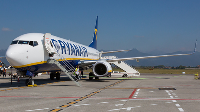 EI-FTI - Boeing 737-8AS - Ryanair