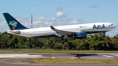 A picture of PRAIZ - Airbus A330243 - Azul Linhas Aereas - © Henrique Pessoa