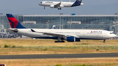 A picture of N803NW - Airbus A330323 - Delta Air Lines - © Markus Altmann