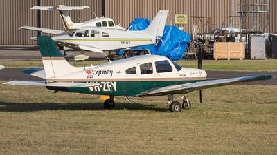 VH-ZFY - Piper PA-28-161 Warrior III - Sydney Flight Training Centre