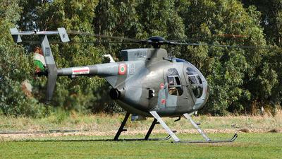 MM81281 - Breda Nardi NH-500E - Italy - Air Force