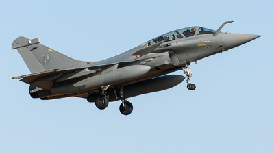 326 - Dassault Rafale B - France - Air Force