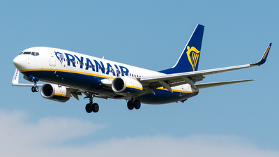 A picture of SPRST - Boeing 7378AS - Ryanair - © Lukas Tochacek