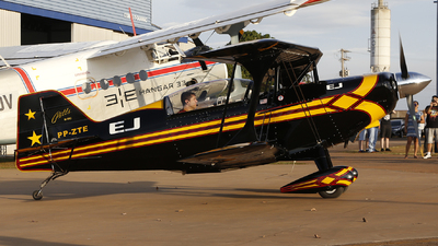 PP-ZTE - Pitts S-2C Special - Private