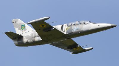 24 - Aero L-39C Albatros - Ukraine - Air Force
