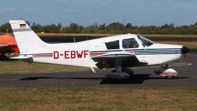 D-EBWF - Piper PA-28-140 Cherokee Cruiser - Private