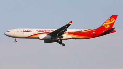 A picture of BLNM - Airbus A330343 - Hong Kong Airlines - © Mark H