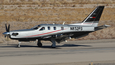 N852PS - Socata TBM-850 - Private