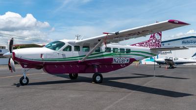 N208FM - Cessna 208B Grand Caravan EX - CostaRica Green Airways
