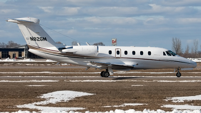 N82GM - Cessna 650 Citation VII - Private