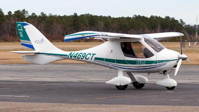 A picture of N469CT - Flight Design CTSW - [070416] - © Oliver Richter