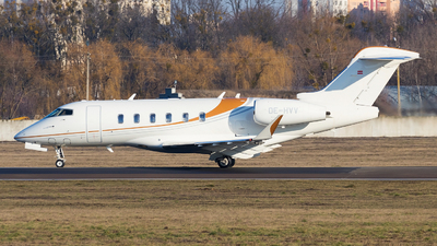 OE-HVV - Bombardier BD-100-1A10 Challenger 350 - International Jet Management