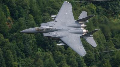 97-0219 - Boeing F-15E Strike Eagle - United States - US Air Force (USAF)