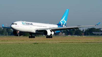 C-GUBD - Airbus A330-243 - Air Transat