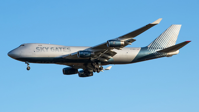VP-BCH - Boeing 747-467ERF - Sky Gates Airlines