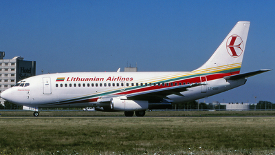 LY-BSD - Boeing 737-2T4(Adv) - Lithuanian Airlines