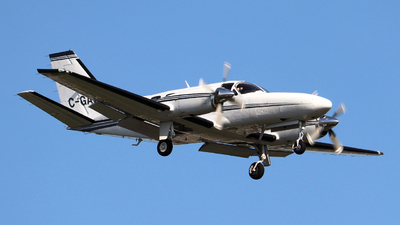 C-GAGE - Cessna 441 Conquest - Private