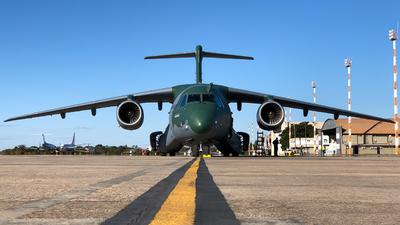 FAB2853 - Embraer KC-390 - Brazil - Air Force