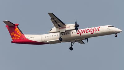 VT-SUS - Bombardier Dash 8-Q402 - SpiceJet